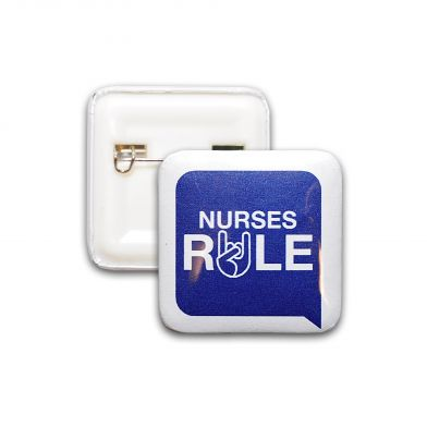 Nurses Rule, helse-pin