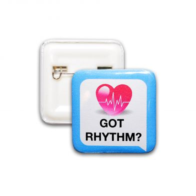Got Rhythm?, helse-pin