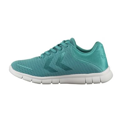 Hummel Effectus Breather Turquoise Sneakers