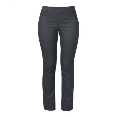 Smila Jeansbukse, lang, denim,