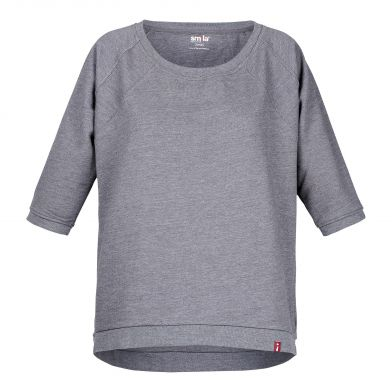 Smila Sweatshirt, dame, Antracit