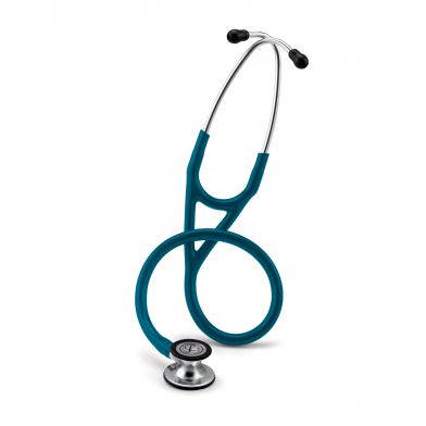 Littmann Cardiology IV Special Edition, Carribean blue Mirror-finish