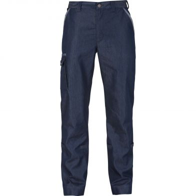 Hejco Soft Denim Unisex bukse, Riley Denim blå