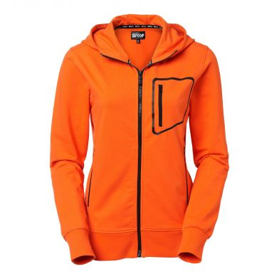 South West Collegejakke Mia, orange