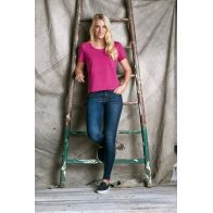 South West T-shirt Nora, Cerise