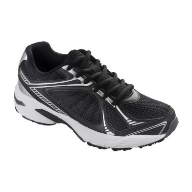 Scholl New Sprinter Black Sneakers