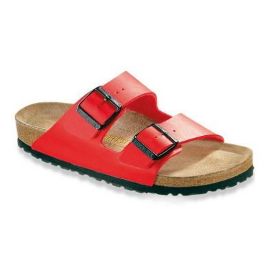 Birkenstock Arizona Red Sandal