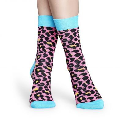 Happy Socks Leopard Sock