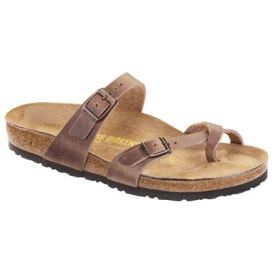 Birkenstock Mayari Regular Tobacco Brown Sandal