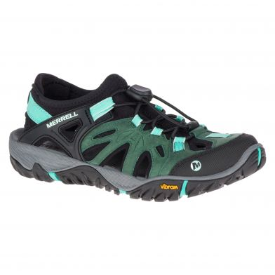 Merrell All Out Blaze Sieve Turquoise Sandal