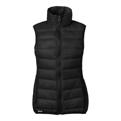 South West Alma Svart Vest Dame