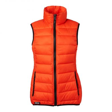 South West Alma Orange Vest Dame