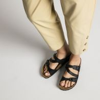 Birkenstock Salina Oiled leather