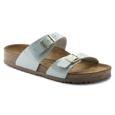 Birkenstock Sydney Narrow Light Blue Sandal