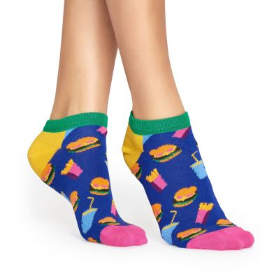 Happy Socks Junk Food Low Sock