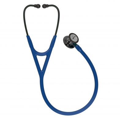 Littmann Cardiology IV Special Edition, Black Blue
