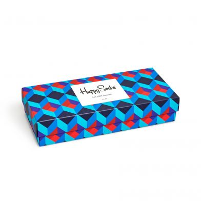 Happy Socks Nautical 4-Pack Gift Box