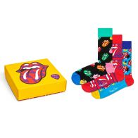 Happy Socks Rolling Stones Gift Box 3-pack