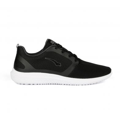 Bagheera Cruise Black Sneakers