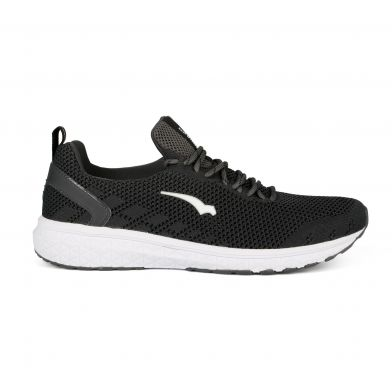 Bagheera Nitro Black/Dark Grey Sneakers
