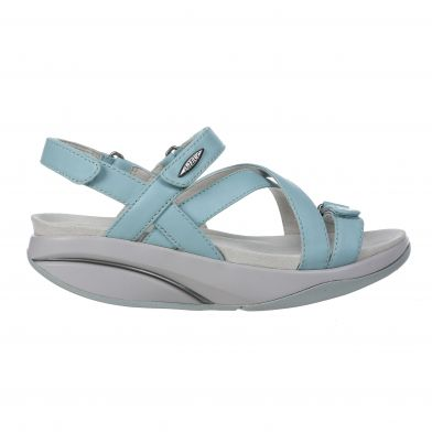 MBT Kiburi Performance Sky Blue Sandal Dame