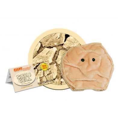 Giant Microbes, Hudcelle