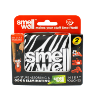 SmellWell White Zebra 2 pack